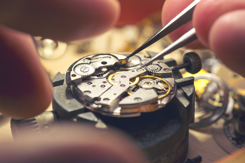 Comment réparer sa montre ?